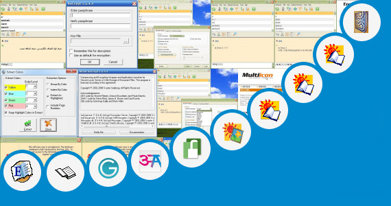 Software collection for Open English Bulu Full