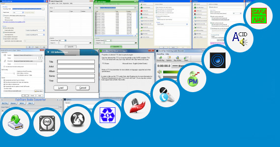 Software collection for Marathi Call Audio