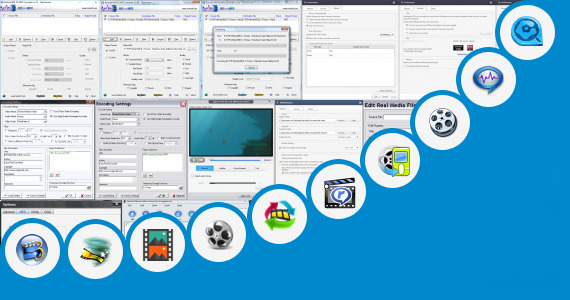 Software collection for X Video Mp3 Real