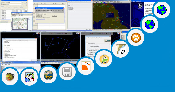 Software collection for Gps Tracking System Erd