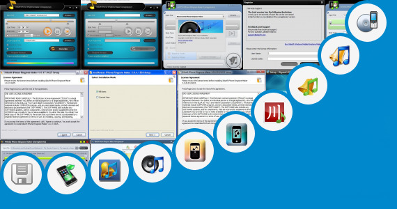 Software collection for Odiamy Name Ringtone Maker