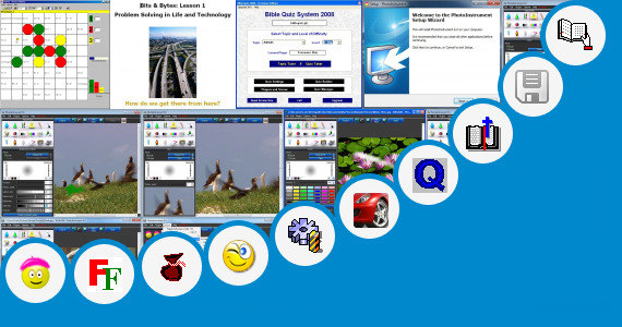 Software collection for Bible Bits In Questions And Answers In Telugu