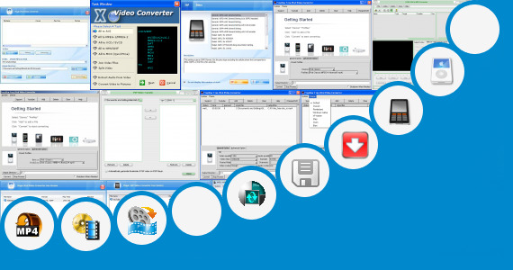 Software collection for Sanylion Bf Video Mp4