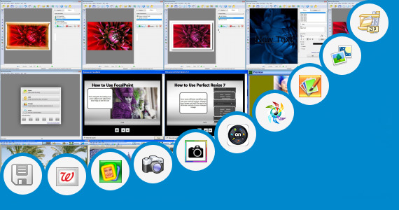 Software collection for 320x240 Photo Editor Applications