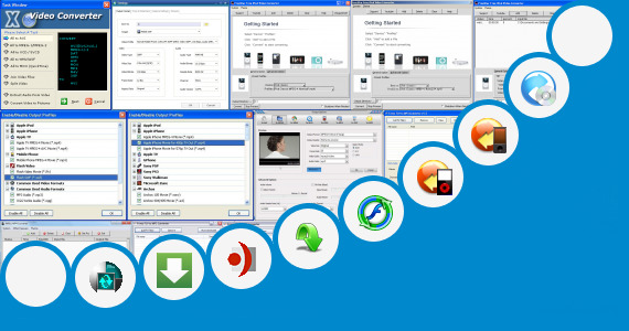 Software collection for A3d File Converter To Mp4