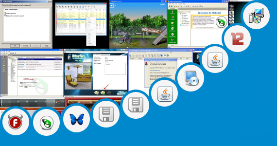 Software collection for Champion Manager 2012 Java Game