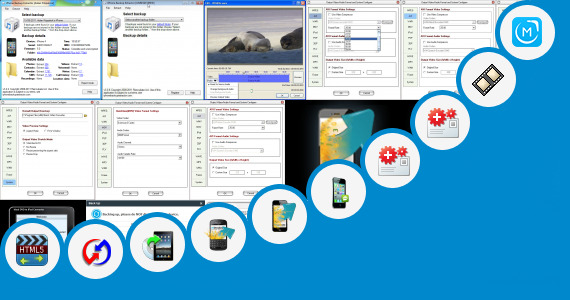 Software collection for Messaging App In Vxp Format