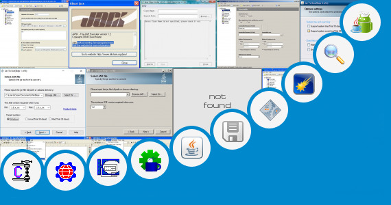 Software collection for Pisiphon Java Jar