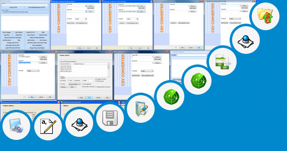 Software collection for Csv Files Hayday