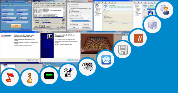 Software collection for Funny Message In Message Relay