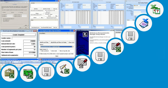Software collection for Bills Of Entry Excel Format