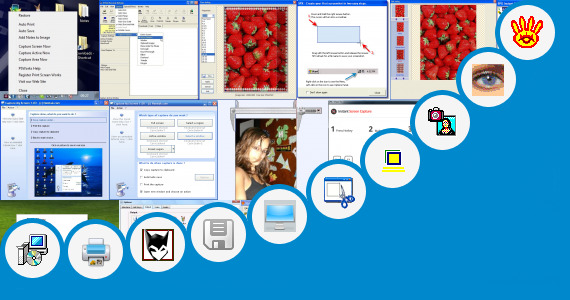Software collection for Screen Printing Mahiti