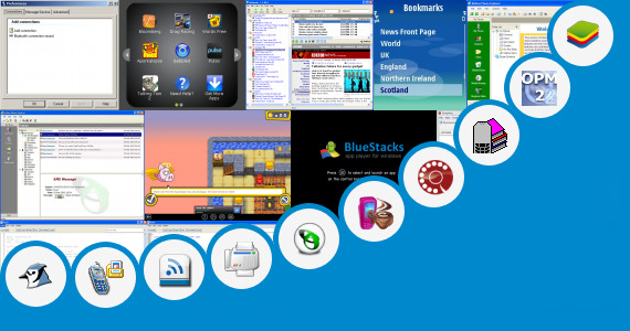 Software collection for Bluestackes For Java Phones Free