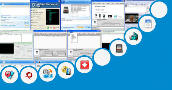 Software collection for Kannada Mpeg Mp4 Videos