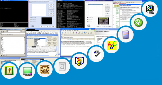 Software collection for Romanian Spelling Setting