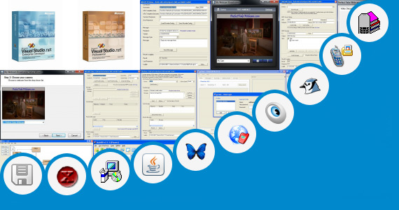 Software collection for Install Myanmar Fount For Java Phone