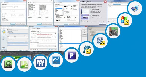Software collection for Web Cappella Php Edition