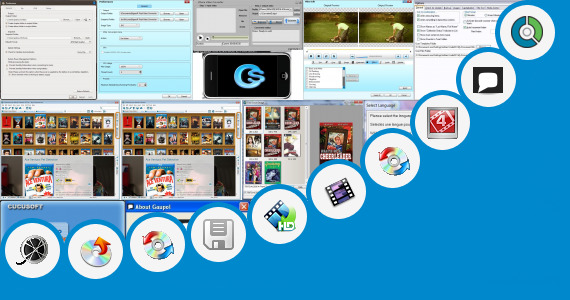 Software collection for Myanmar Subtitle English Movied