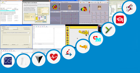 Software collection for Educational Electrical