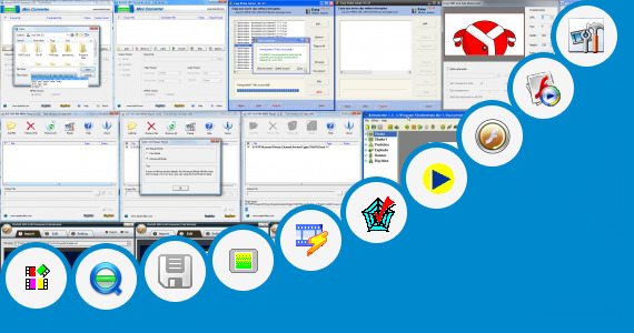 Software collection for Tamilpily Avi Move