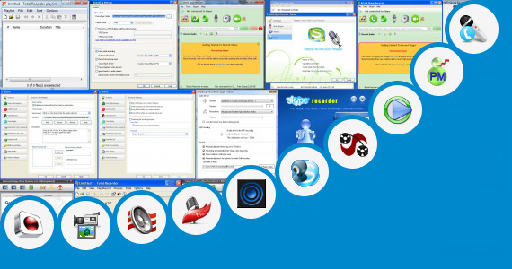 Software collection for Call Recorder Vxp Format