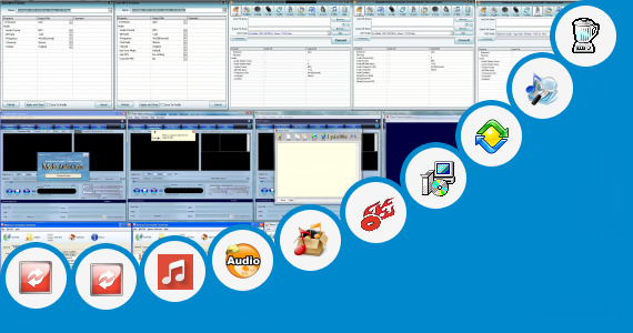 Software collection for Songes Tamil New Audio