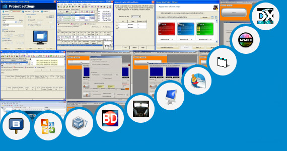 Software collection for Design Of Experiments