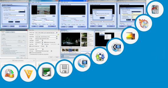 Software collection for Low Mb 3gp 176x Movie In Single Parts