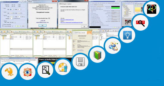 Software collection for Mp3 Bangla Pdf Collection