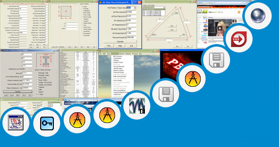 Software collection for Mechanical Engineering Windows Theme