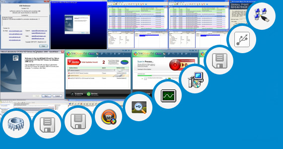 Software collection for Usb Driver Su2serial Port Free
