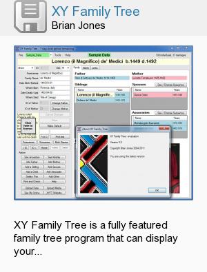 XY Family Tree