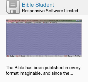 Bible Student