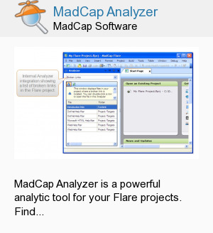 MadCap Analyzer