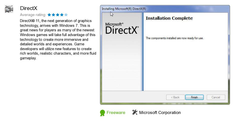 DirectX 11 (64 Bit) 971512 - Download - COMPUTER BILD