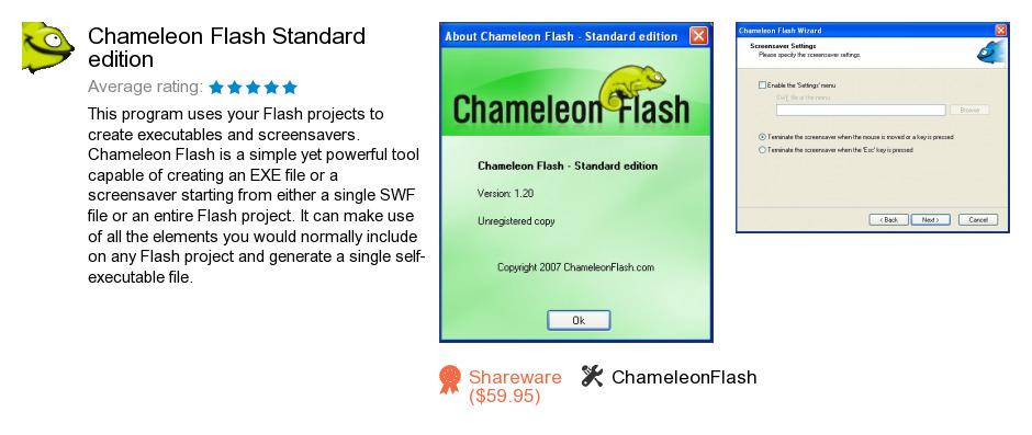 Chameleon Flash Standard edition