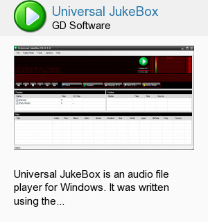 Universal JukeBox