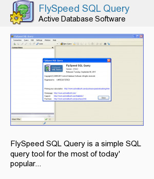 FlySpeed SQL Query