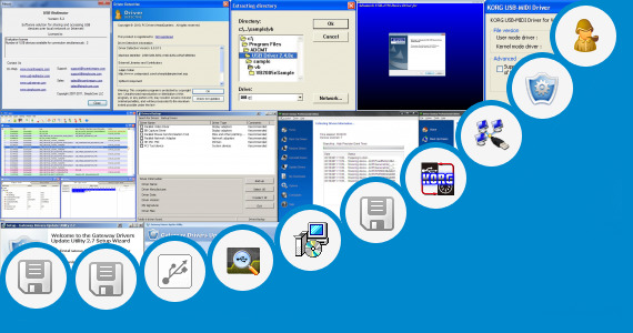 Software collection for Driver Usb Advan