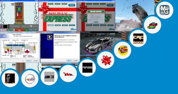 Software collection for Prado Car Games Online Games