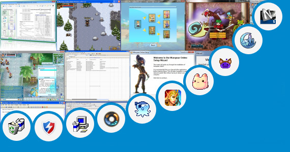 Software collection for Best Anime Mmorpg 2013
