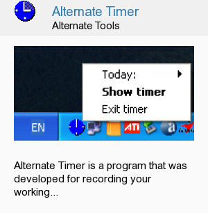 Alternate Timer