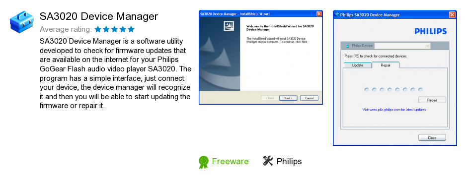 Device Manager - Philips