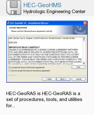 HEC-GeoHMS