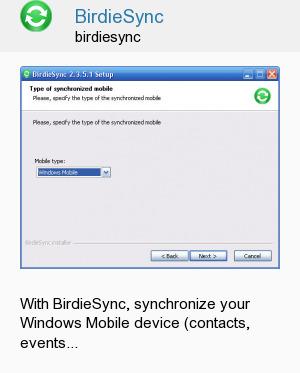 BirdieSync