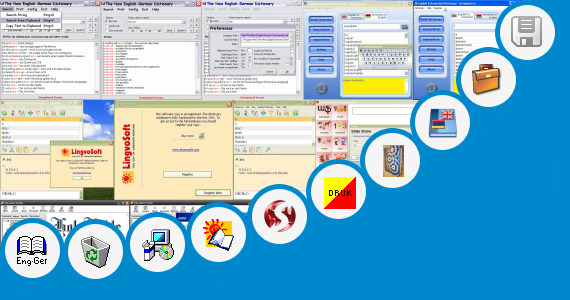 Software collection for I Tudou English Version