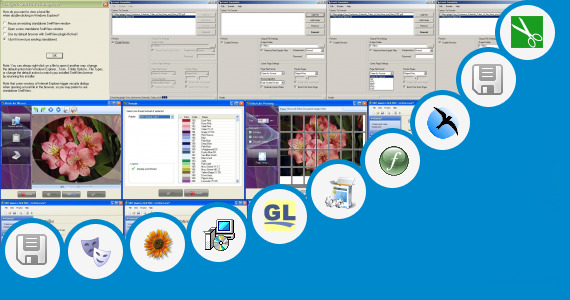Software collection for Idea Net Setter Setup File