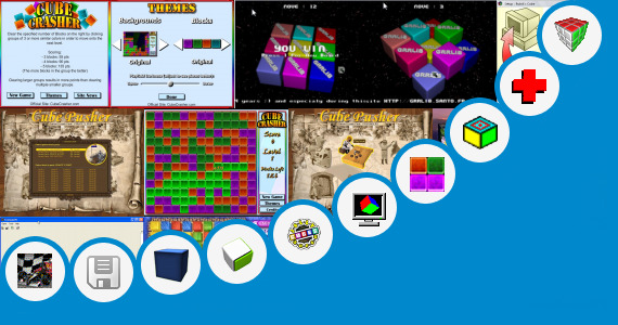 how to play cube game formula