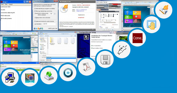 Software collection for Show Jumping Course Design Software