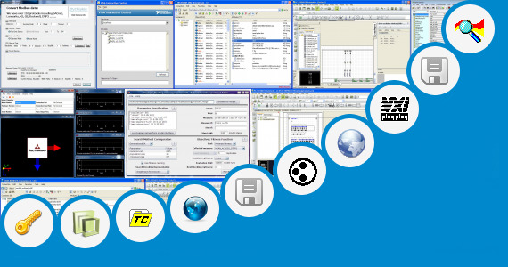 Software collection for Measurement And Automation Explorer